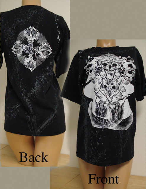 Oni Black Metal Shirts