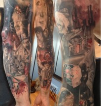 greg's blade runner sleeve