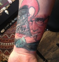 jaws coverup in progress