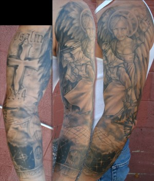 Guardian Angel Sleeve
