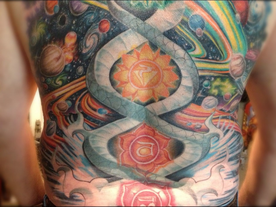 tim's kundalini cosmic lower back