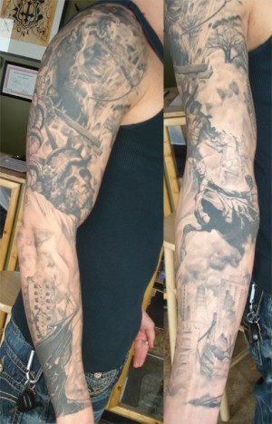 End of Days Sleeve