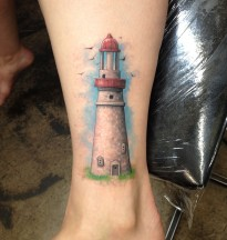 mom's lighthouse