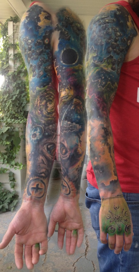 preston's space sleeve