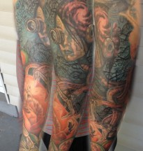 ryan's matrix sleeve