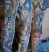 tank girl sleeve