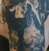 tank girl top of sleeve