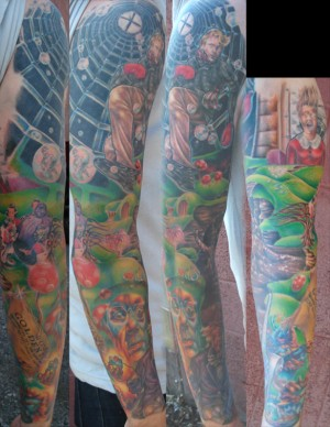 Charlie & the Chocolate Factory Sleeve